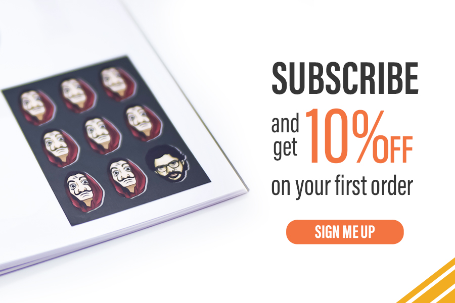 Subscribe for 10% off!