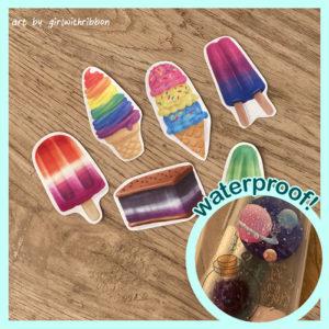 Pride Ice Cream (Set of 6)