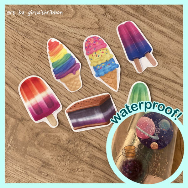 Pride Ice Cream
