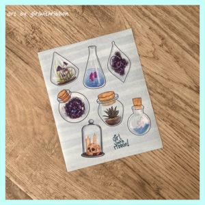 Glassy Sheet A