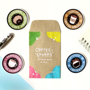 Coffee Lovers (Multicolor)