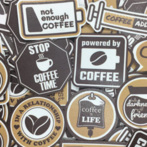 Coffee Lovers (Set of 9)