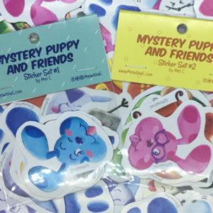 Mystery Puppy & Friends
