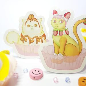 Cat Cakes & Pup Cakes